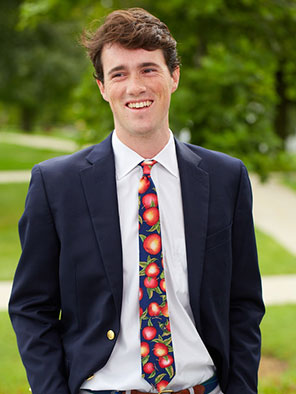 Middlebury College Senior Fellow Nick Hunnewell