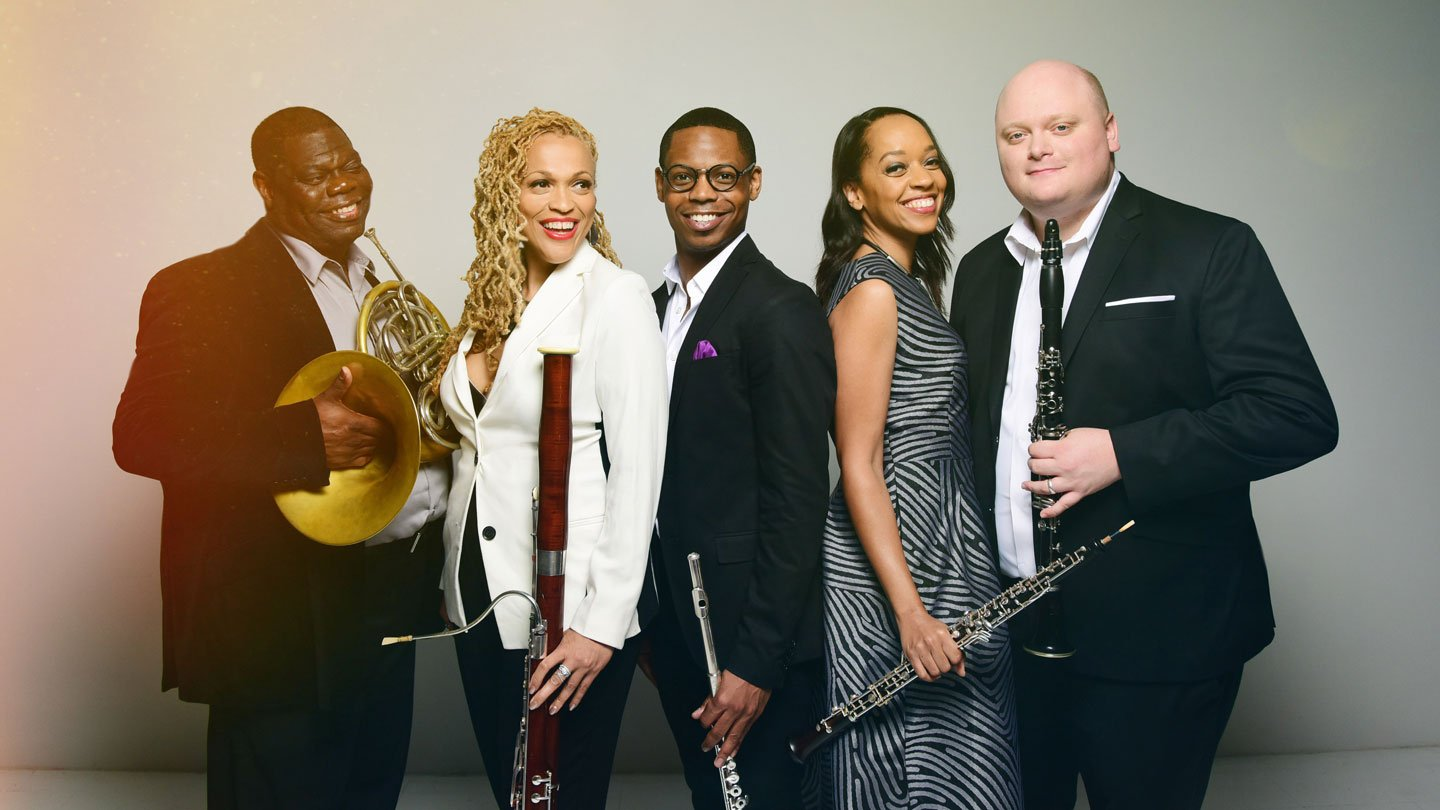 Imani Winds Ensemble