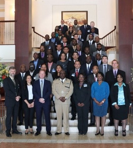 Interpol Workshop Bahamas
