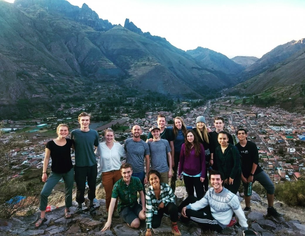 Middlebury Social Impact Corps in Peru 2019