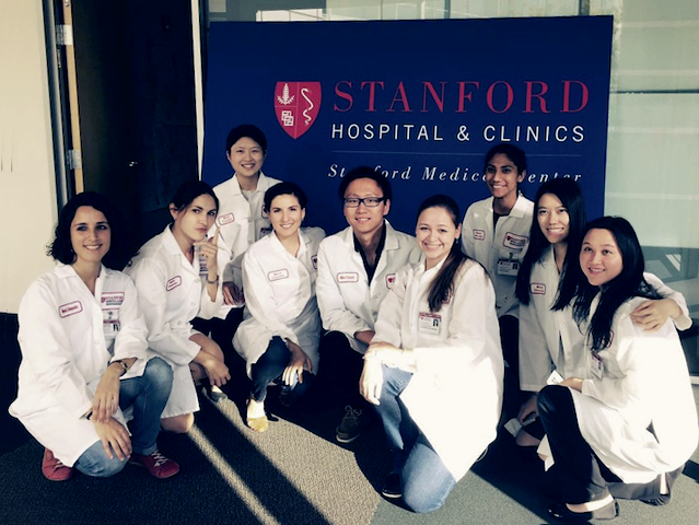 Stanford Interns 2015