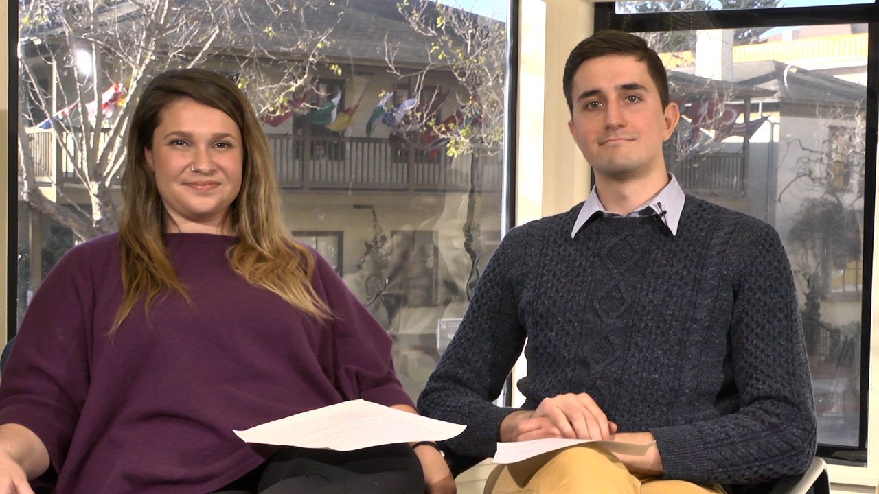 Returned Peace Corps Volunteers, Coleen Bremner and Patrick Kennedy, host an online discussion