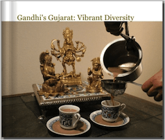 Book published by the Center: Gandhi's Gujarat