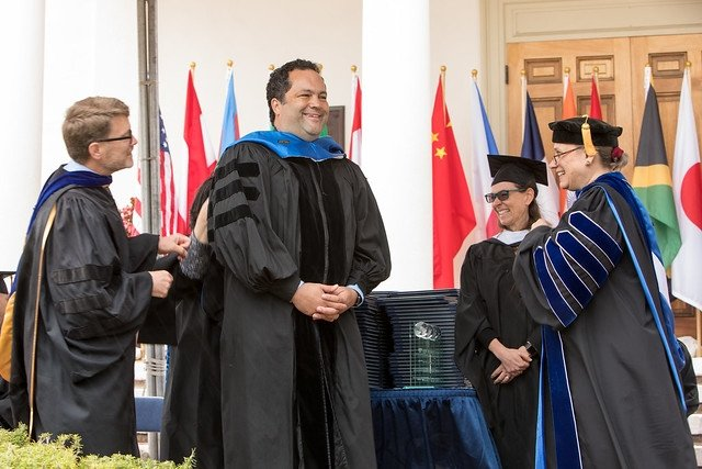 Ben Jealous honorary degree