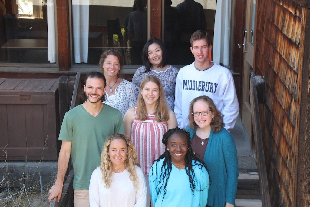 Middlebury Social Impact Corps in Monterey