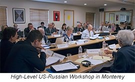 CNS US Russian Workshop