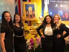 Bangkok Business Challenge team