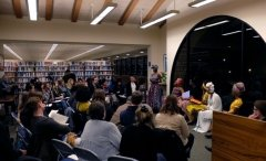 Focus on Africa Week at the Library