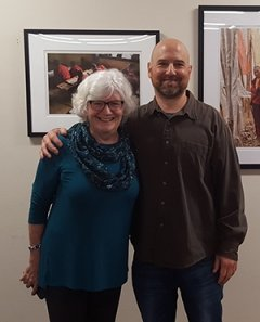 Judy Kildow and Jason Scorse, Center for the Blue Economy, Fall 2017