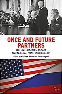 Once and Future Partners book cover