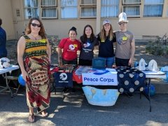 Peace Corps Table