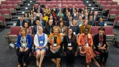 Participants in 2019 UN MoU Conference