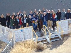Nevada Nuclear Test Site Visit 2019