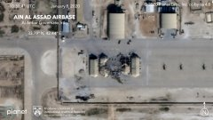 Al Asad Air Base Jan 8 2020