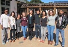 Fulbright Students at Samson Center