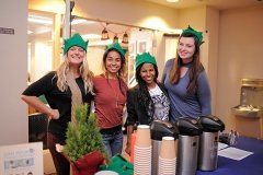 Holiday Pop-Up Market team