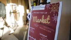 Holiday Pop Up Market 2016