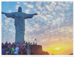 Instagram Christ the Redeemer Statue