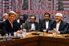 John Kerry with other State Members of the Iran Nuclear Deal
