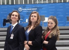 Student at the World Bank