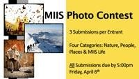 Digital Sign - photo contest