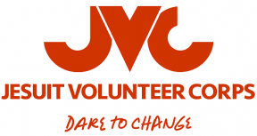 Logo for the Jesuit Volunteer Corps
