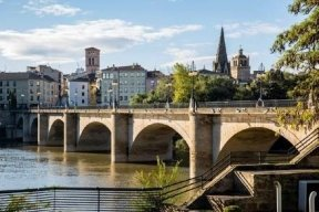 Logrono Bridge