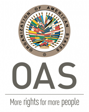 Logo for the Organization of American States (OAS)