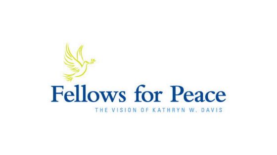 Davis Fellows for Peace logo.