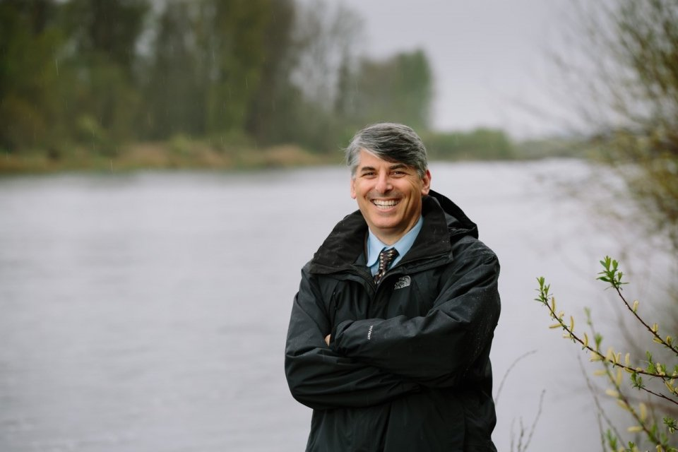 Dr. Aaron Wolf, Professor of Geography, Oregon State University