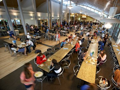 Dining Halls Middlebury Offices And Services