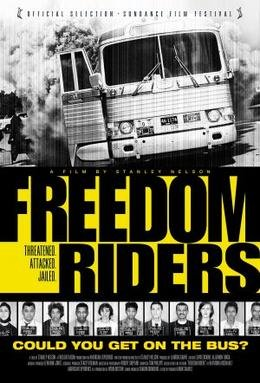 Freedom Riders Documentary Film poster