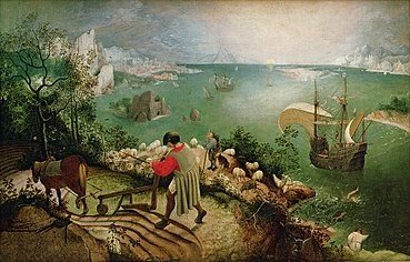 image of a painting