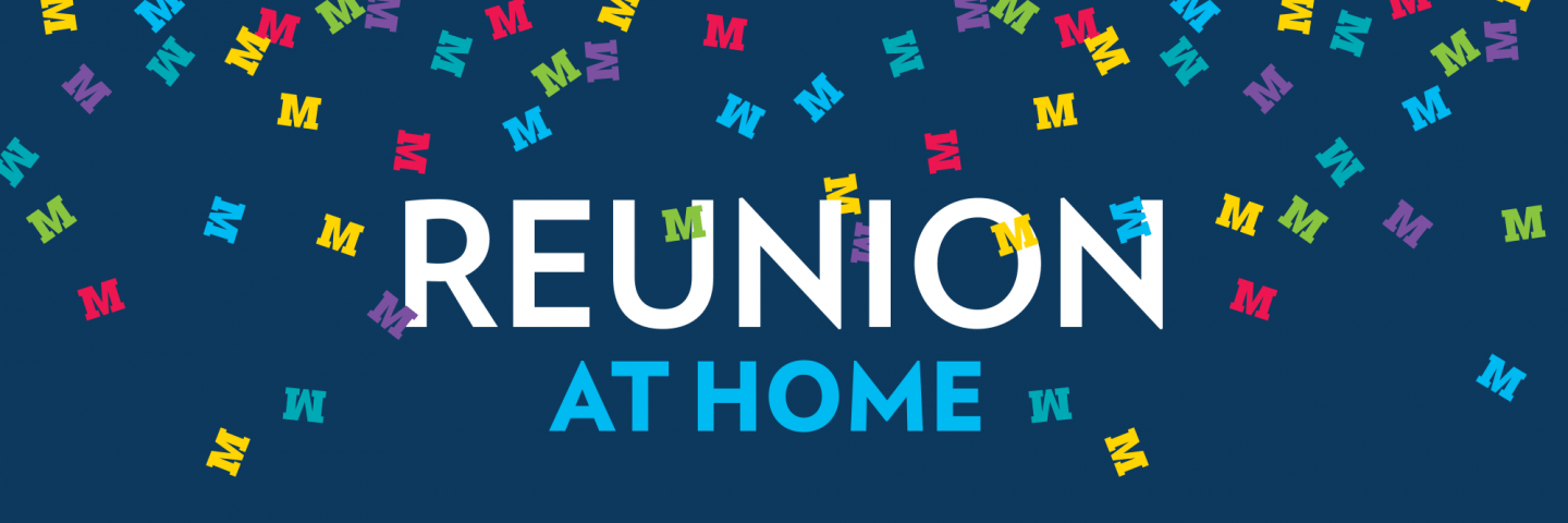 Reunion at Home Banner