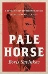 Book jacket for Pale Horse translated by Michael Katz
